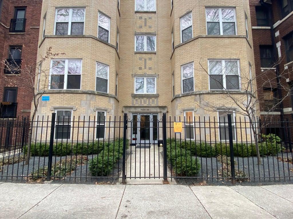 7634 N GREENVIEW Avenue -1S Chicago, IL 60626
