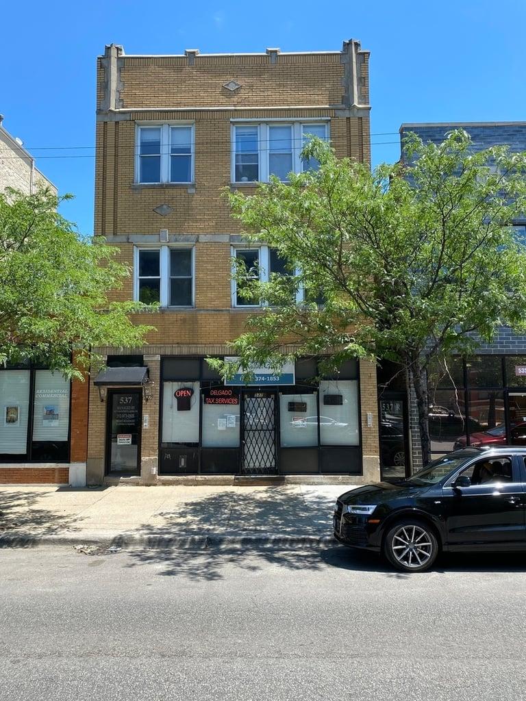 537 N Ashland Avenue -3F Chicago, IL 60622