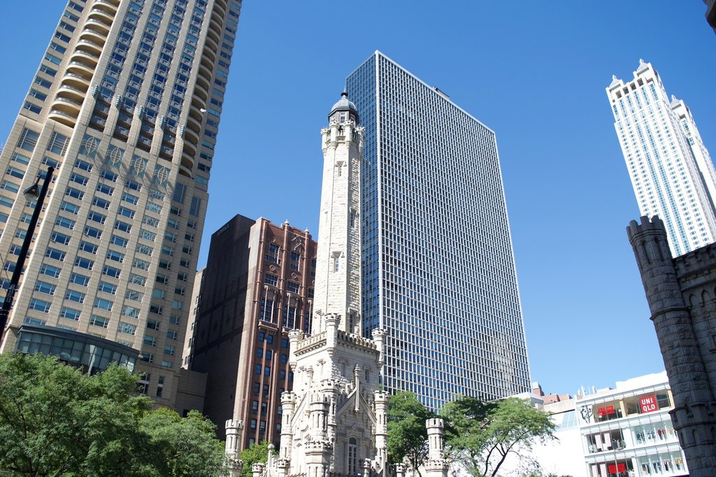 111 E Chestnut Street -55D Chicago, IL 60611