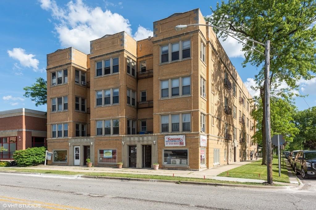 1027 W Touhy Avenue -3A Park Ridge, IL 60068