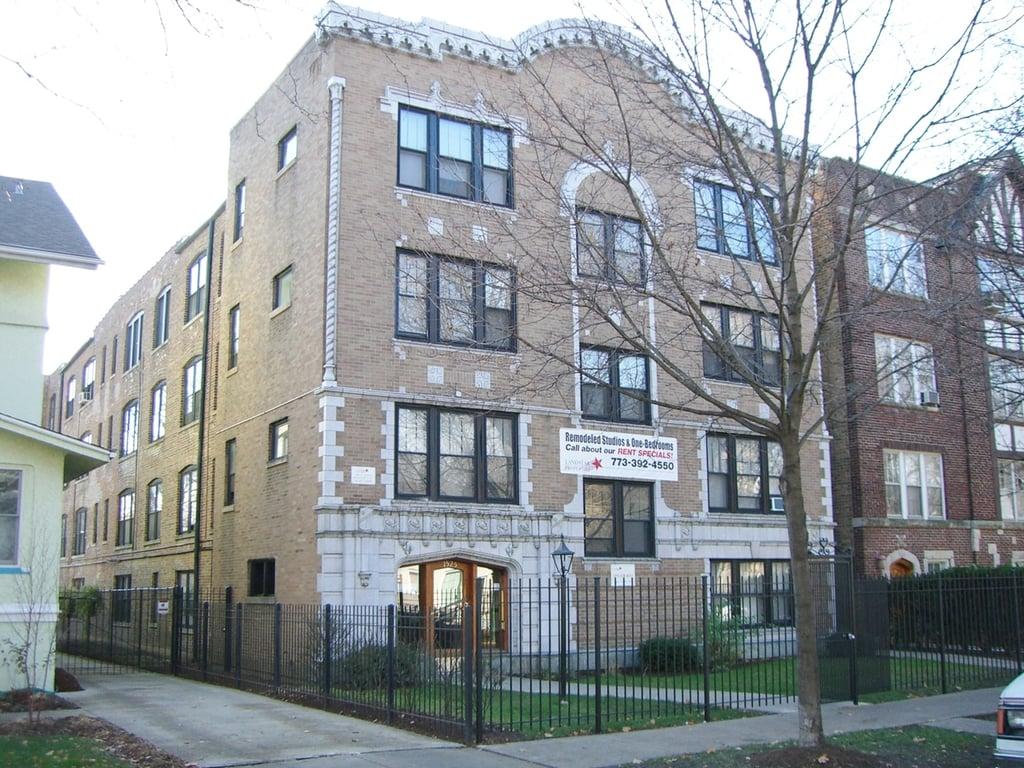 1525 W Estes Avenue -B6 Chicago, IL 60626