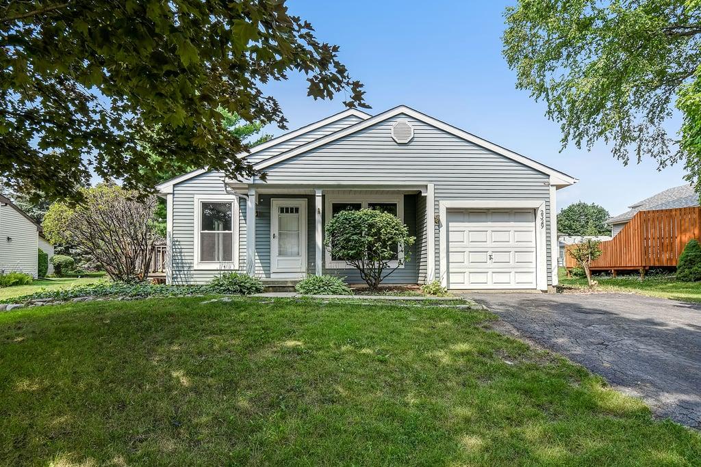 2329 WEATHERFORD Lane Naperville, IL 60565