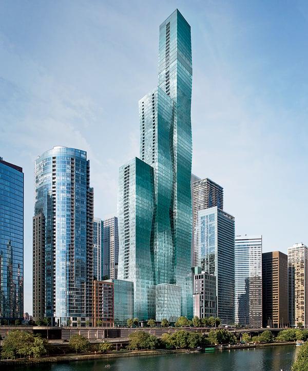 363 E WACKER Drive -3605 Chicago, IL 60601