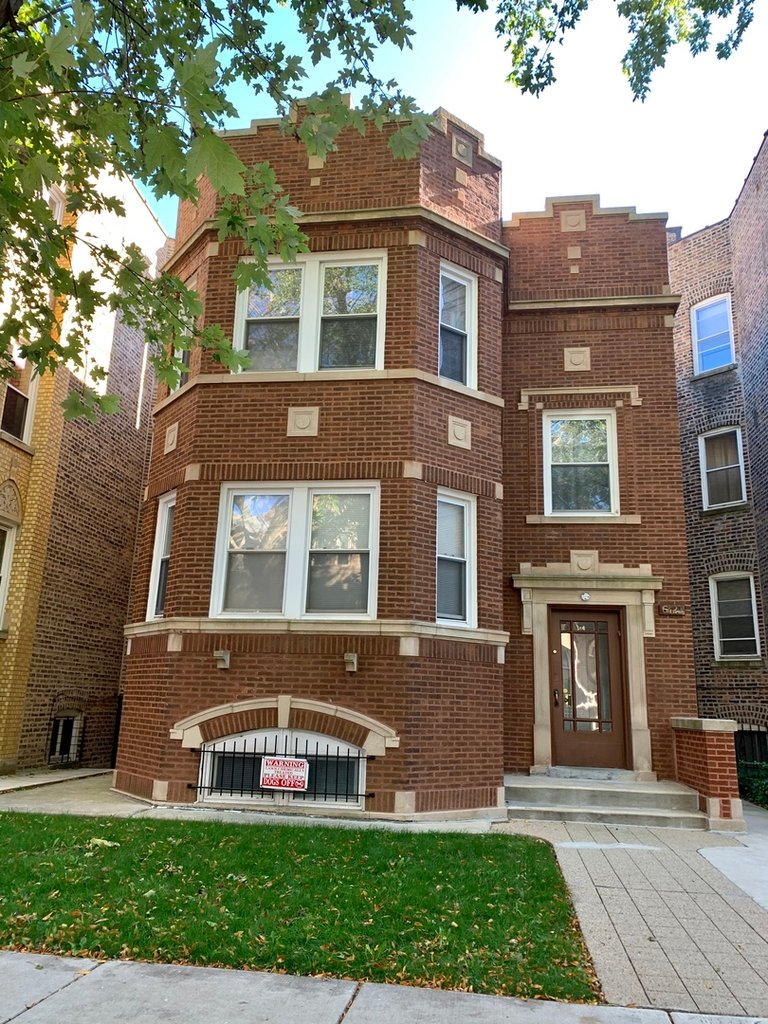 6429 N Francisco Avenue -GARDEN Chicago, IL 60645