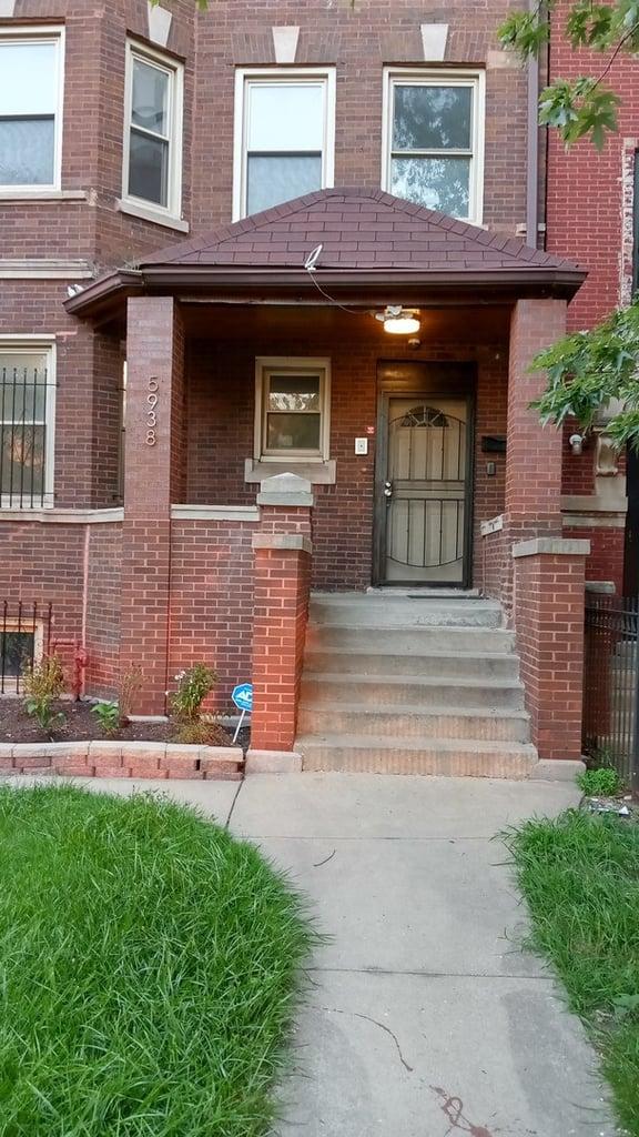 5938 S Indiana Avenue -1 Chicago, IL 60637