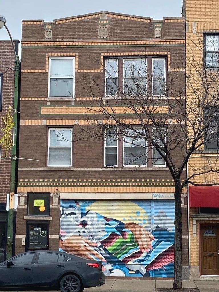 1103 N Ashland Avenue -2F Chicago, IL 60622