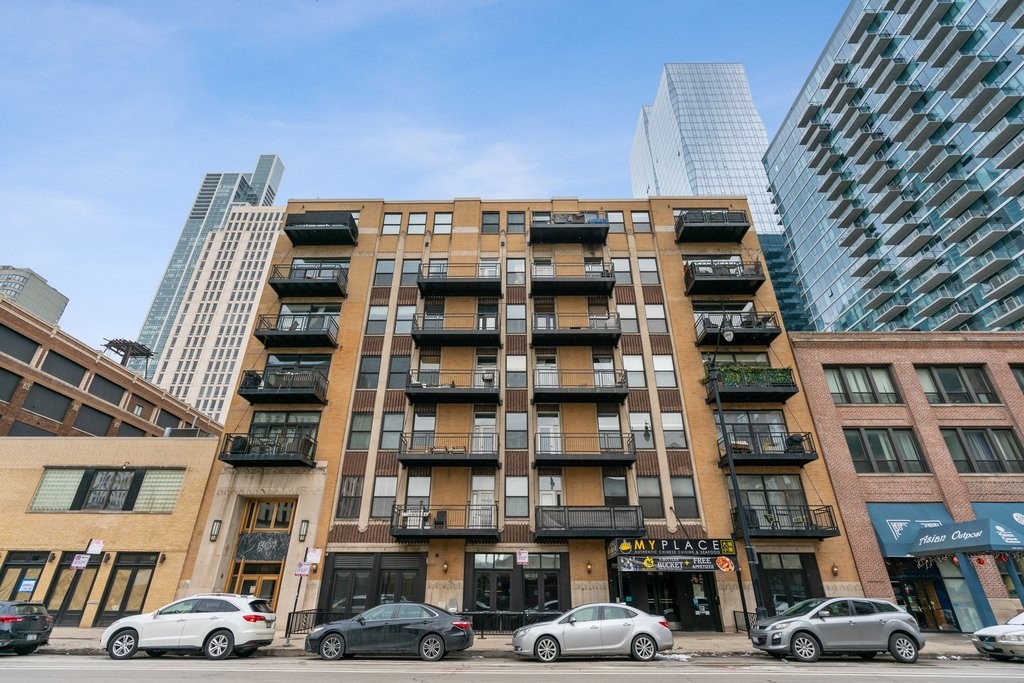 1307 S Wabash Avenue -605 Chicago, IL 60605