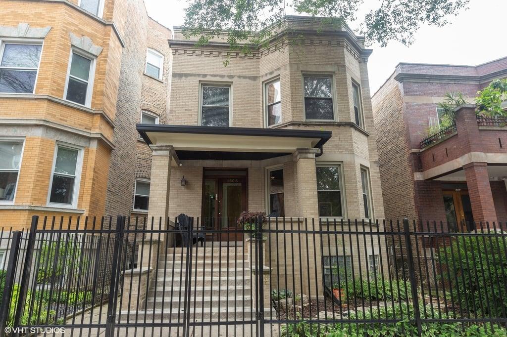 1506 W Bryn Mawr Avenue -2 Chicago, IL 60660