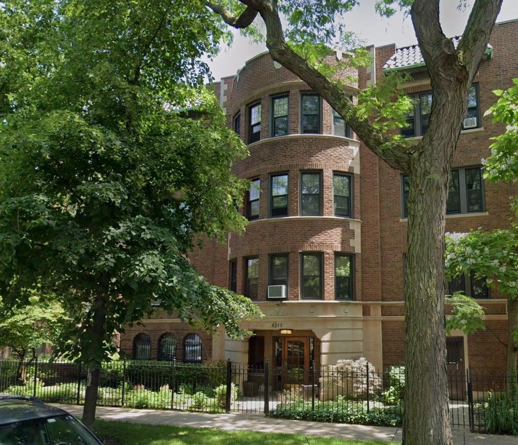 4519 N Wolcott Avenue -1B Chicago, IL 60640