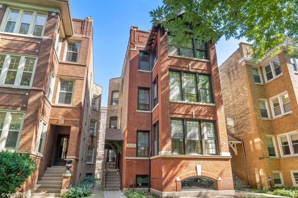 5859 N Magnolia Avenue -1 Chicago, IL 60660