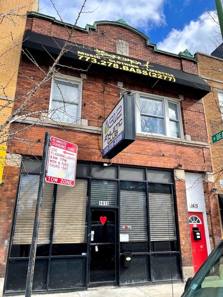 1415 N Ashland Avenue -2 Chicago, IL 60622