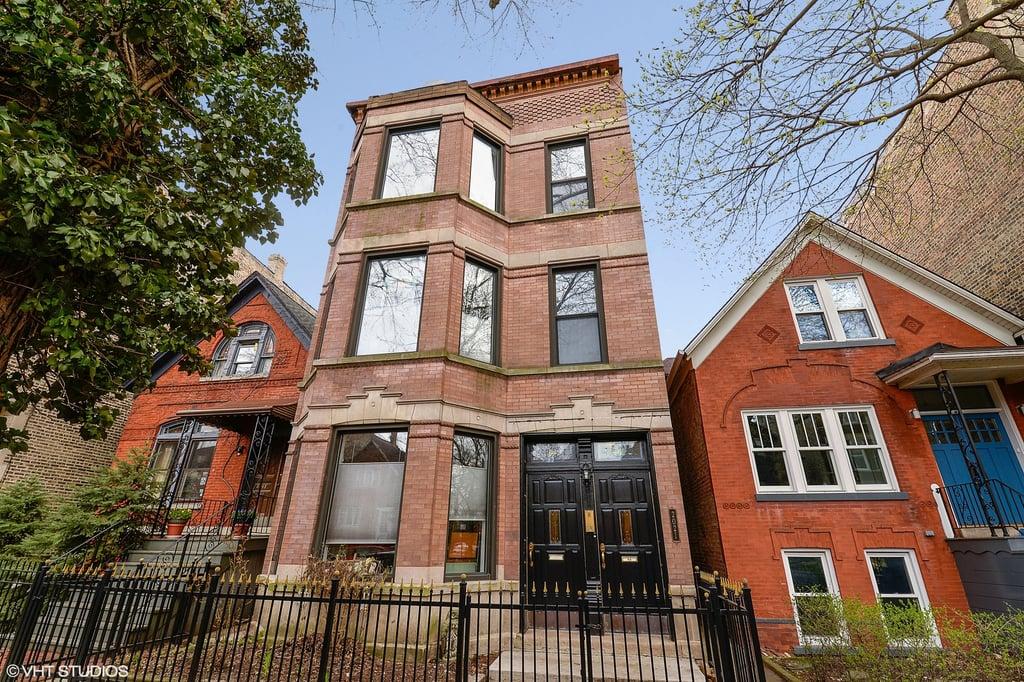 2021 W Haddon Avenue -3 Chicago, IL 60622