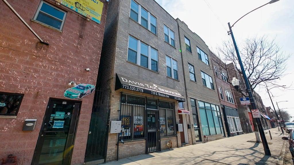 719 S Western Avenue -2F Chicago, IL 60612