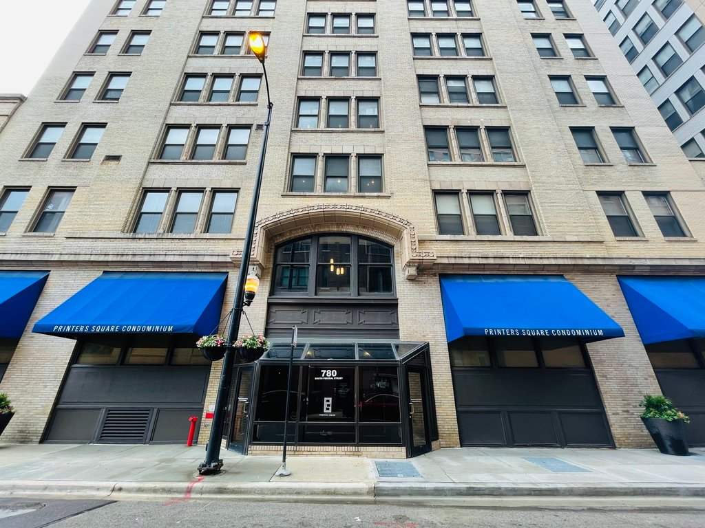 780 S Federal Street -201 Chicago, IL 60605