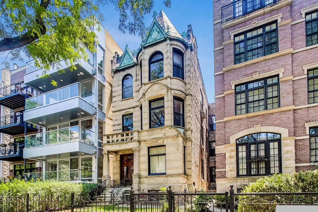 643 W WRIGHTWOOD Avenue -1 Chicago, IL 60614