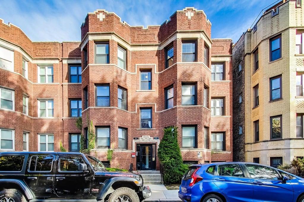 922 W George Street -1R Chicago, IL 60657