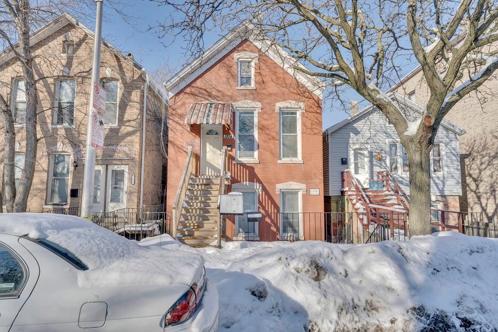 1814 W Cullerton Street -2F Chicago, IL 60608